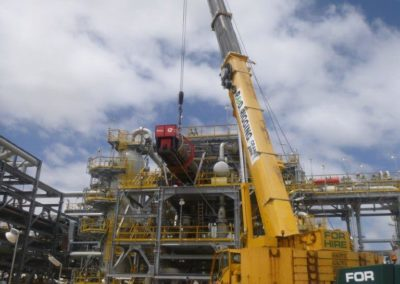 Crude Rationalisation Project – Longford Gas Plant